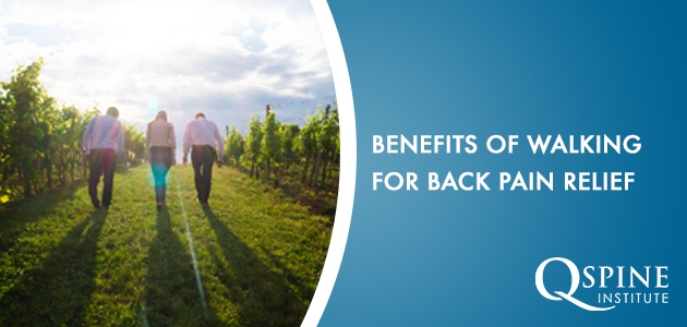 Benefits of Walking for Back Pain Relief