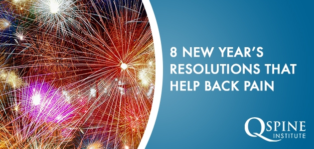 8 NEW YEAR'S RESOLUTIONS THAT HELP BACK PAIN