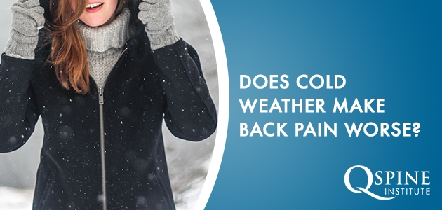 Does cold weather make back pain worse?